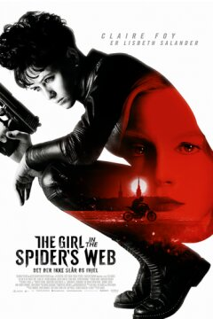 The Girl in the Spider's Web - Det der ikke slår os ihjel