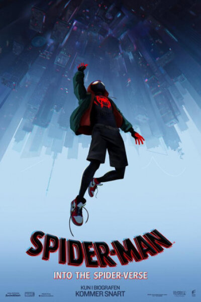 Spider-Man: Into the Spider-Verse - org.vers.