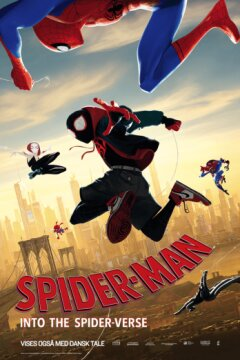 Spider-Man: Into the Spider-Verse - dansk tale
