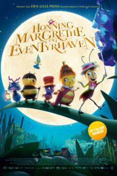 Honning Margrethe og eventyrhaven