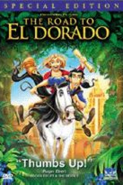 DreamWorks - Vejen til El Dorado