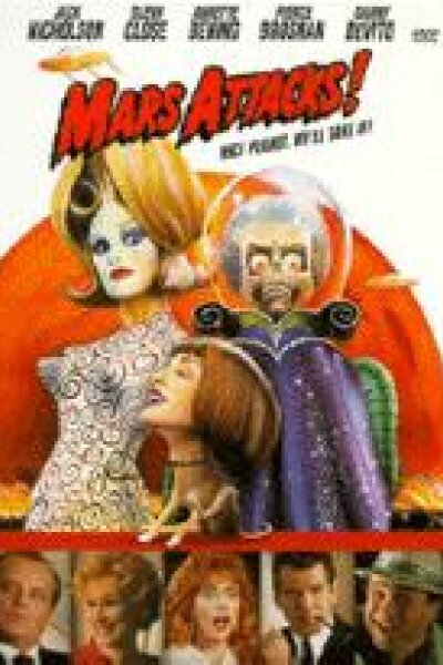 Warner Bros. - Mars Attacks!