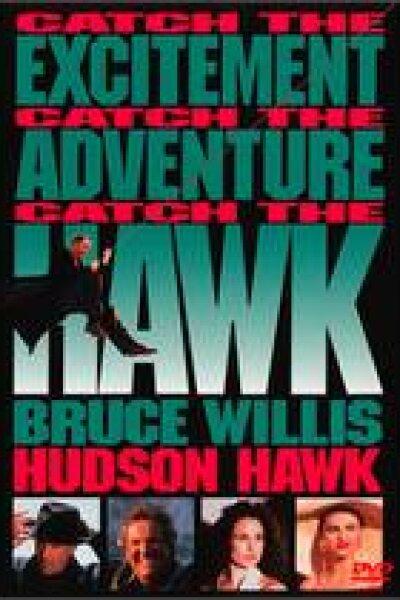 TriStar Pictures - Hudson Hawk - Mestertyven