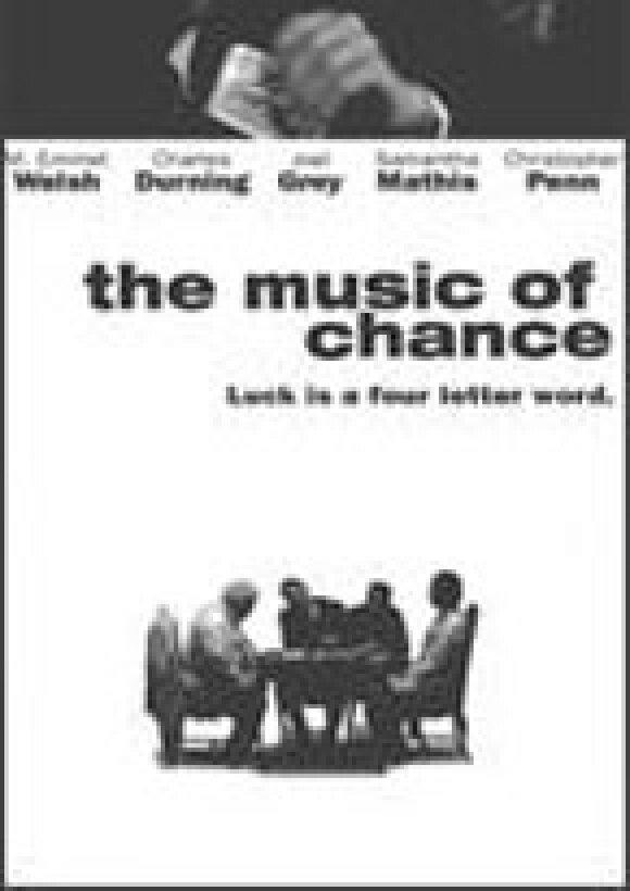 Tilfældets musik - Music of Chance
