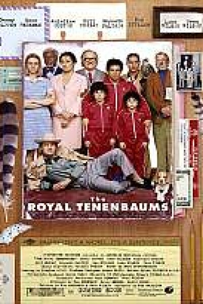Touchstone Pictures - The Royal Tenenbaums: En familie af sorte får