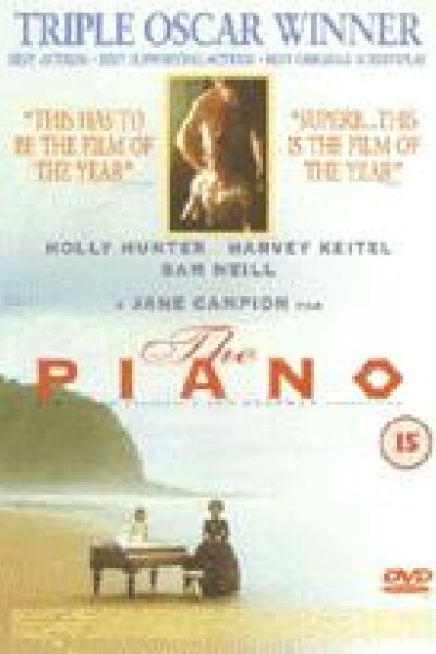 New South Wales Film & Television Office - The Piano