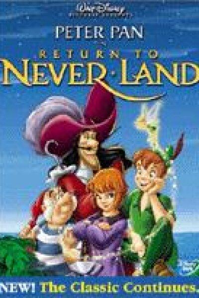 Walt Disney Pictures - Peter Pan - Tilbage til ønskeøen