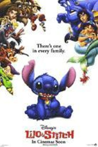Walt Disney Pictures - Lilo & Stitch (org. version)