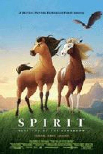 DreamWorks - Spirit - Hingsten fra Cimarron