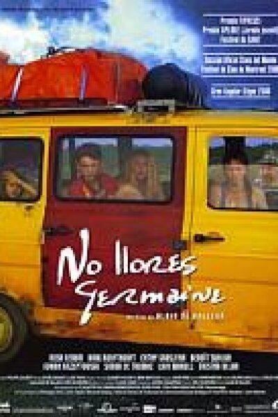 YC Alligator Film - Græd ikke Germaine