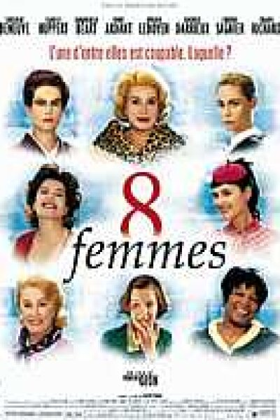 Mars Films - 8 kvinder