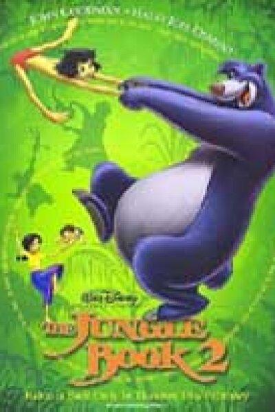 Walt Disney Pictures - Junglebogen 2 (org. version)