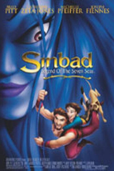 DreamWorks - Sinbad: Legenden på de syv have - org. version