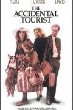 Turist ved et tilfælde