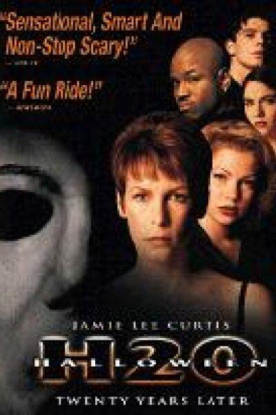 Dimension Films - Halloween: H20 - tyve år senere