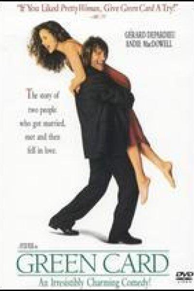 Buena Vista Pictures - Green Card - parløb med forhindringer
