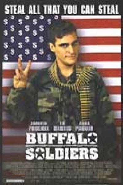 Strange Fiction - Buffalo Soldiers