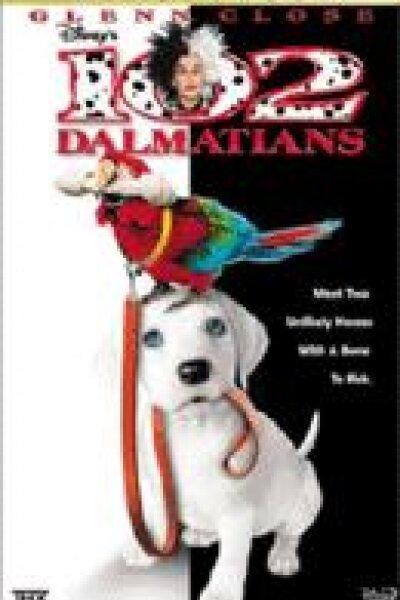 Walt Disney Pictures - 102 Dalmatinere