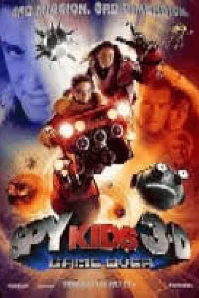 Los Hooligans Productions - Spy Kids 3-D: Game Over