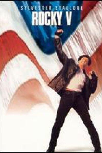 United Artists - Rocky V