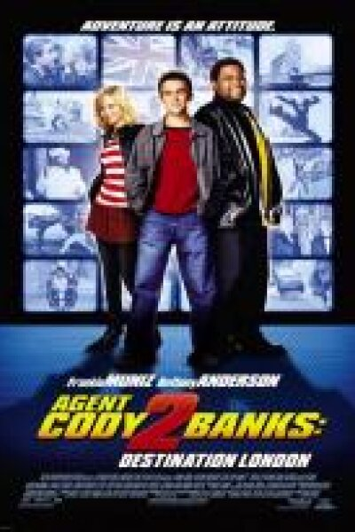 Maverick Entertainment Inc. - Agent Cody Banks 2