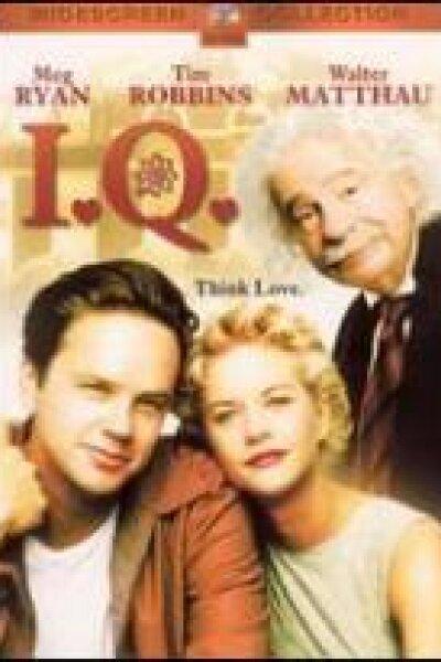 Paramount Pictures - I.Q. - kærlighed er relativ