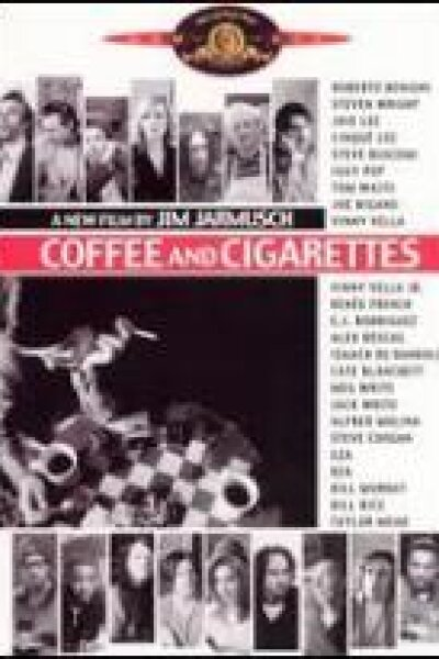 Asmik Ace Entertainment - Coffee and Cigarettes