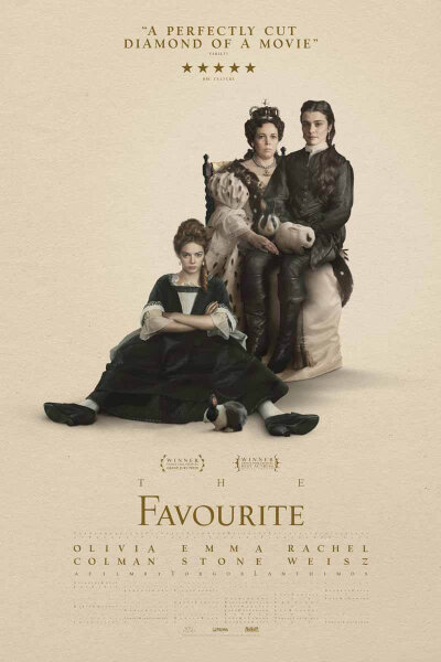 Element Pictures - The Favourite