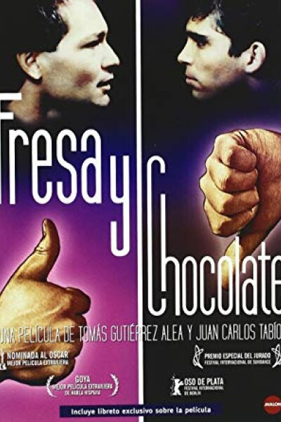 ICAIC - Jordbær og chokolade