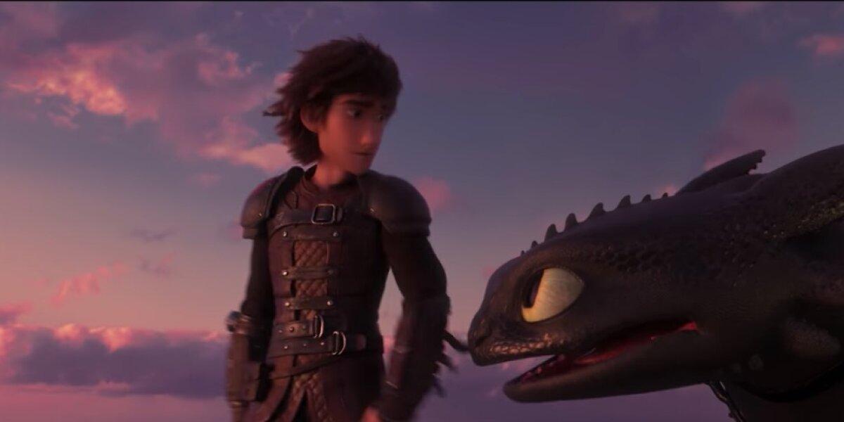 DreamWorks Animation - Sådan træner du din drage 3 (org. version)