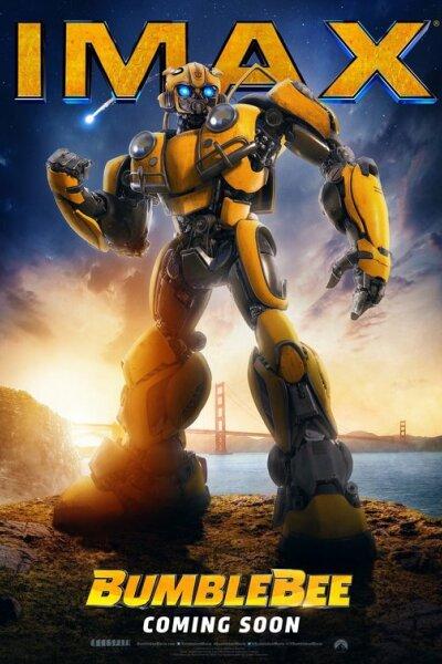 Bumblebee - 3 D