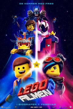 LEGO Filmen 2 - dansk tale