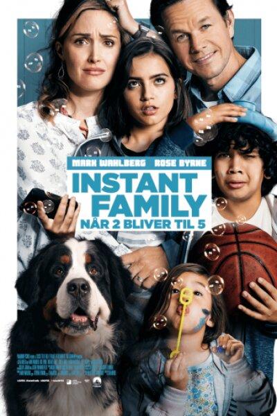 Paramount Pictures - Instant Family - når 2 bliver til 5