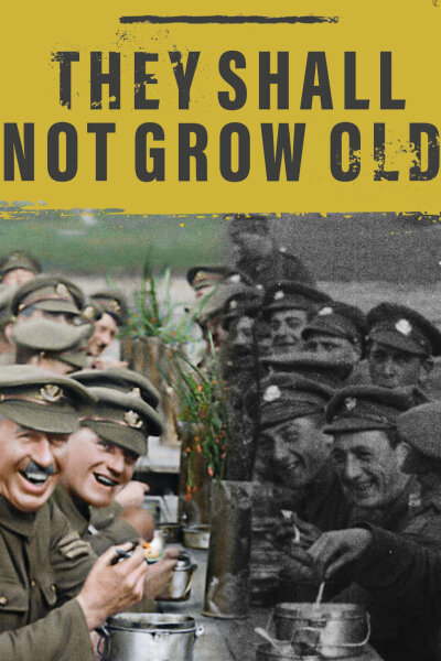 House Productions - They Shall Not Grow Old - 2 D