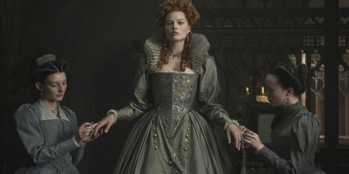 Focus Features - Maria Stuart, Dronning af Skotland