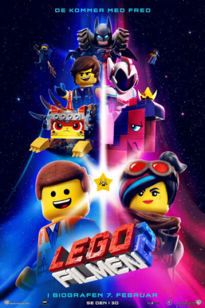 LEGO filmen 2 - 3 D