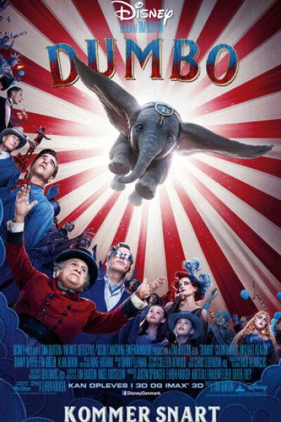Walt Disney Pictures - Dumbo - 2 D