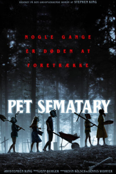 Alphaville Films - Pet Sematary