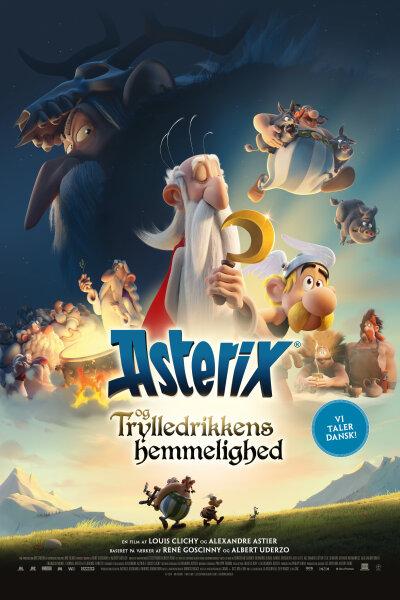Asterix og trylledrikkens hemmelighed