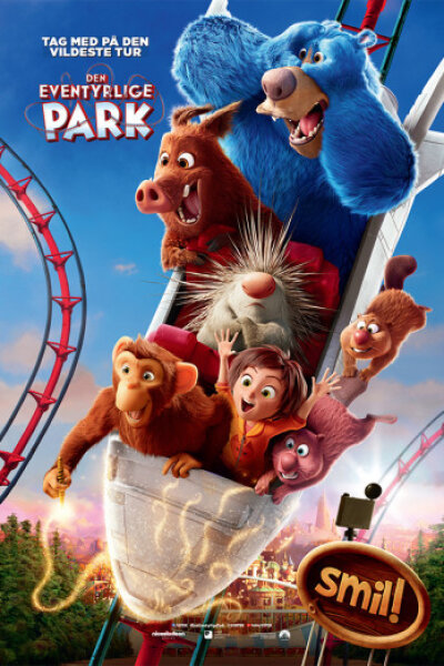 Ilion Animation Studios - Den eventyrlige park