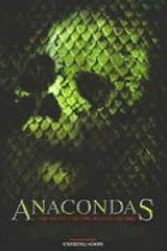 Anacondas: Jagten på blod orkideen