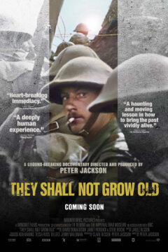 They Shall Not Grow Old - 3 D