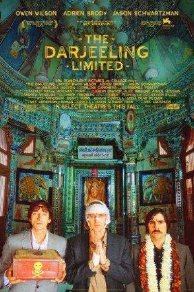 Indian Paintbrush - The Darjeeling Limited