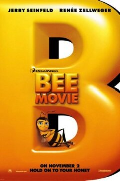 Bee Movie - Det store honningkomplot (org. version)