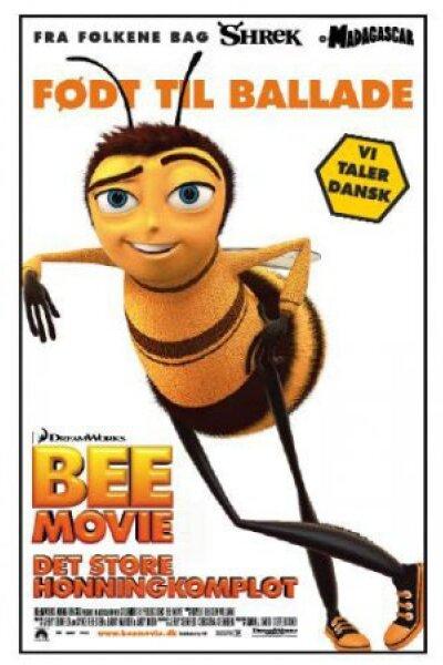 DreamWorks Animation - Bee Movie - Det Store Honningkomplot