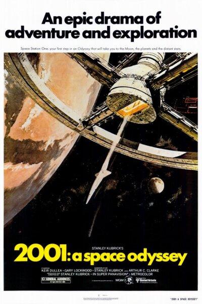 MGM (Metro-Goldwyn-Mayer) - Rumrejsen år 2001