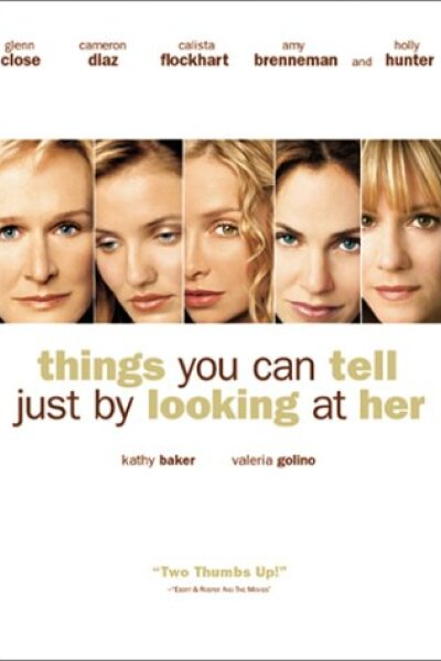 Avnet/Kerner Productions - Things You Can Tell Just by Looking at Her