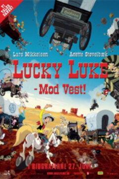 Lucky Luke: Mod vest