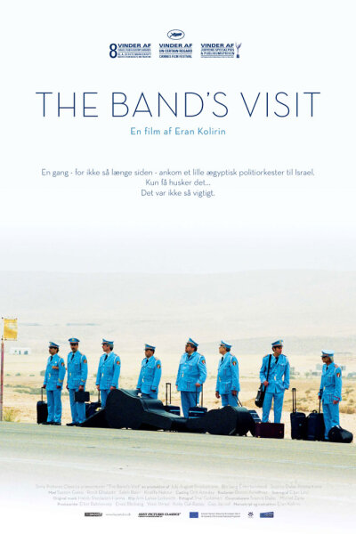 Bleiberg Entertainment - The Band's Visit