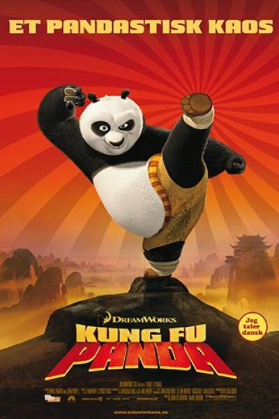 DreamWorks Animation - Kung Fu Panda (org. version)
